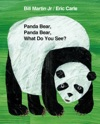 Panda Bear Panda Bear What Do You See