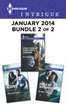 Harlequin Intrigue January 2014 - Bundle 2 Of 2