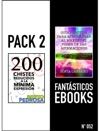 PACK 2 FANTSTICOS EBOOKS N 052