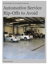 Automotive Service Rip-Offs To Avoid