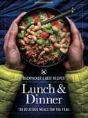 Backpacker's Best Recipes: Lunch & Dinner - Backpacker Magazine Cover Art
