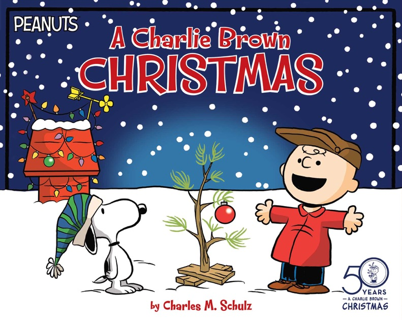 A Charlie Brown Christmas by Charles M. Schulz on iBooks