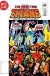 New Teen Titans 1980-1988 21