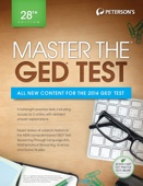 Master the GED Test, 28th Edition