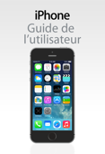 Guide de l'utilisateur de l'iPhone pour iOS7