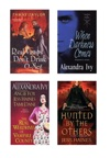 A Vampire Bundle The Real Werewives Of Vampire County When Darkness Comes Real Vamps Dont Drink O-Neg  Hunted By The Others