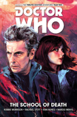 Doctor Who: The Twelfth Doctor - Volume 4: The School of Death
