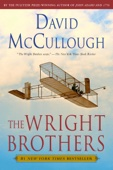 The Wright Brothers - David McCullough Cover Art