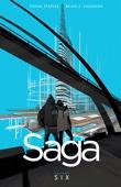 Saga Vol. 6 - Brian K. Vaughan & Fiona Staples Cover Art