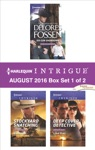 Harlequin Intrigue August 2016 - Box Set 1 Of 2