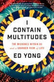 I Contain Multitudes - Ed Yong Cover Art