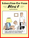 Education Cartoon Blast
