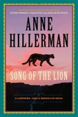 Song of the Lion - Anne Hillerman Cover Art