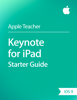 Apple Education - Keynote for iPad Starter Guide iOS 9 artwork