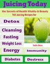 Juicing Today The Secrets Of Health Vitality  Beauty
