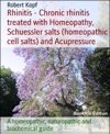 Rhinitis - Nonallergic Rhinitis Treated With Homeopathy Schuessler Salts Homeopathic Cell Salts And Acupressure