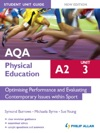 AQA PE A2 Student Unit Guide Unit 3 New Edition Optimising Performance And Evaluating Contemporary Issues Within Sport