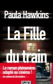 Paula Hawkins - La Fille du train illustration
