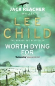Lee Child - Worth Dying For artwork