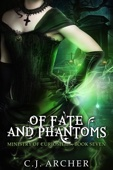 Of Fate and Phantoms - C.J. Archer Cover Art