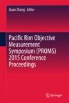Pacific Rim Objective Measurement Symposium PROMS 2015 Conference Proceedings