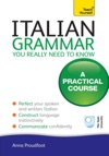 Italian Grammar You Really Need To Know Teach Yourself