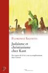 Judasme Et Christianisme Chez Kant