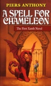 A Spell for Chameleon (Original Edition) - Piers Anthony Cover Art