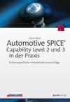 Automotive SPICE - Capability Level 2 Und 3 In Der Praxis