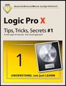 Logic Pro X - Tips, Tricks, Secrets #1