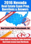 2016 Nevada Real Estate Exam Prep Questions And Answers