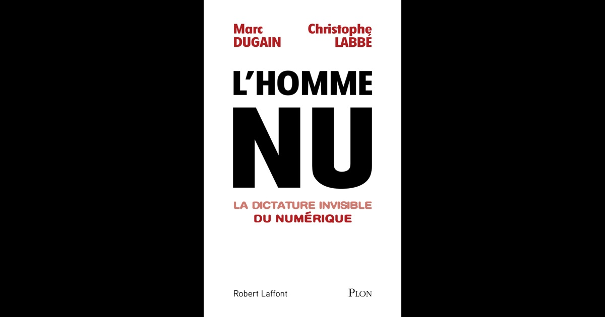 9782266253260: LHomme nu - AbeBooks - Marc