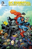 DC Comics - DCE Essentials Catalog 2016  artwork