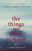 Tanya Anne Crosby - The Things We Leave Behind  artwork
