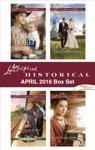 Harlequin Love Inspired Historical April 2016 Box Set