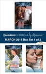 Harlequin Medical Romance March 2016 - Box Set 1 Of 2