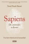 Yuval Noah Harari - Sapiens. De animales a dioses portada