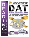 Preparing For The Canadian DAT Reading Comprehension