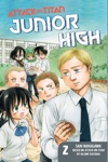 Attack On Titan Junior High Volume 2