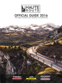 Haute Route - Official Guide 2016