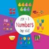 Numbers For Kids Age 1-3 Engage Early Readers Childrens Learning Books