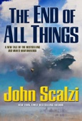The End of All Things - John Scalzi Cover Art