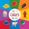 Colors For Kids Age 1-3 Engage Early Readers Childrens Learning Books