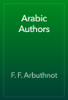 F. F. Arbuthnot - Arabic Authors artwork