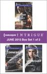 Harlequin Intrigue June 2015 - Box Set 1 Of 2