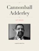 Mark Gross - Cannonball Adderley solos  artwork