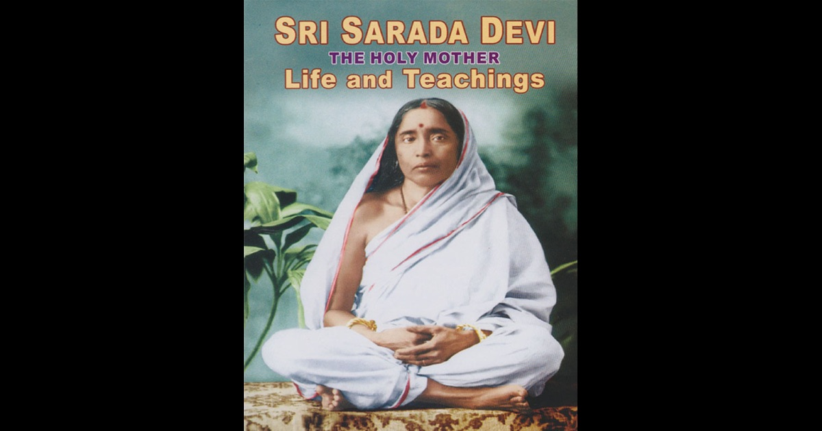 sri sarada devi the holy mother pdf free
