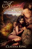 Claudia King - The Alpha's Concubine (Romantic Shifter Fantasy)  artwork