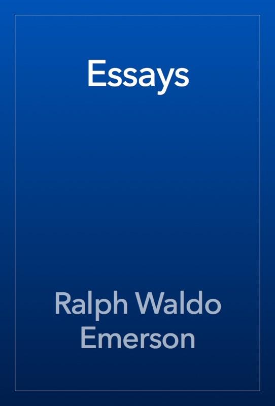 emerson education essay summary