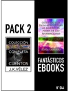 PACK 2 FANTSTICOS EBOOKS N 044